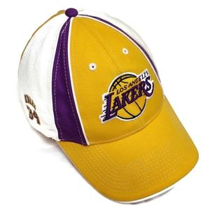 VTG NBA Los Angeles Lakers Shaquille O'Neal 34 cap